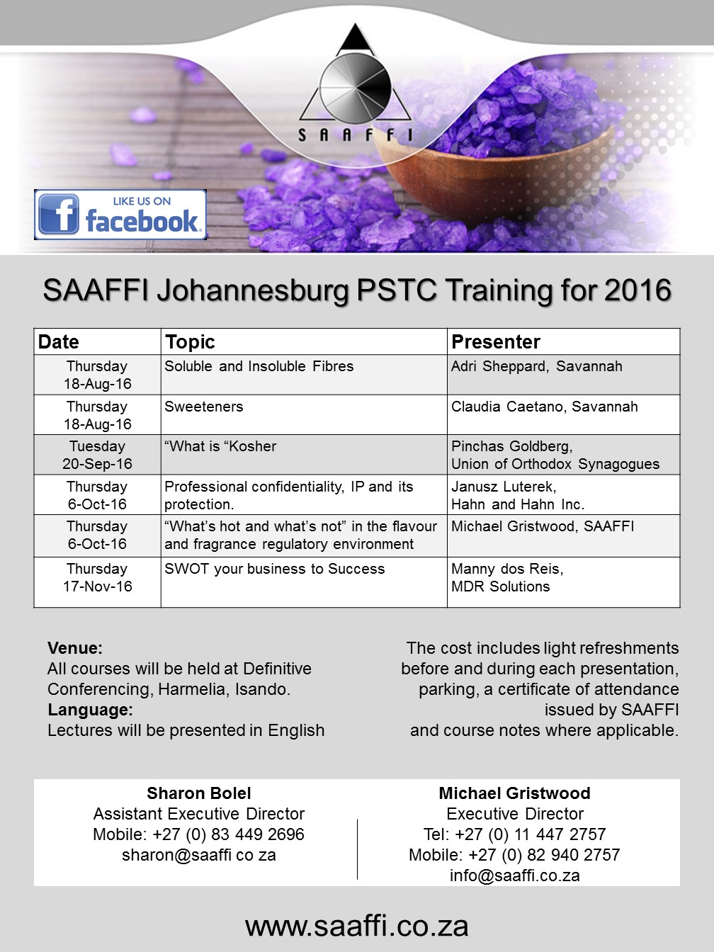 pstc_training_2016_-_aug-nov